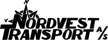 Nordvest transport as logo